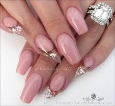 eye candy nails training nail art gallery 25 pink acrylic nail