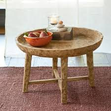 Distressed Wood End Table Occasional Tables Furniture Home Furnishings Robert