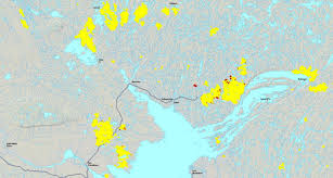 Wildfire Bc Interactive Map by Nwt Wildfires Where To Find Maps And Data