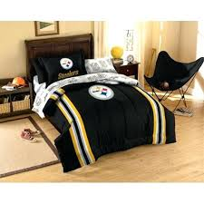 steelers home decor steeler bedroom comforters steelers bedroom accessories parhouse