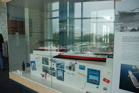 Port Canaveral Map Port Canaveral Exploration Tower Explores Past Present And Future