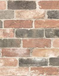 reclaimed dusty red rustic bricks wallpaper brickwallpaper com