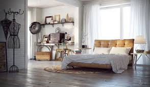 Inspirational Bedroom Designs Interior Designs Inspiring Bedroom Industrial Design With