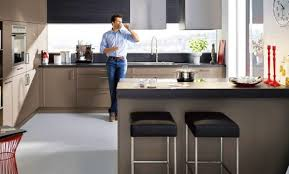 plan cuisine en u cuisine en u avec ilot kitchens central alinea pertaining to