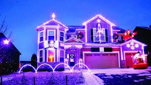 christmas christmas 5mm purple led lights dark forside