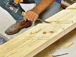 treppe bauen holztreppe selbst bauen ratgeber bauhaus