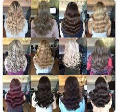 Boheme Hair Extensions by Celebrity Elite The Ultimate In 100 Human Hair Extensions