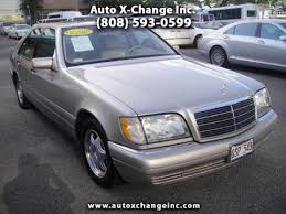 mercedes s500 amg for sale 1998 mercedes s class for sale carsforsale com