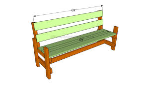 how to build a garden bench howtospecialist how to build step