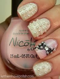 fairy wedding bridal nail designs wedding nail art 936328