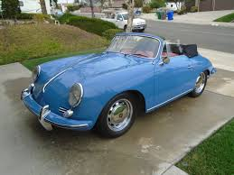 old porsche black porsche 356c for sale hemmings motor news