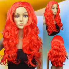 red wigs for halloween online get cheap halloween red wigs aliexpress com alibaba group