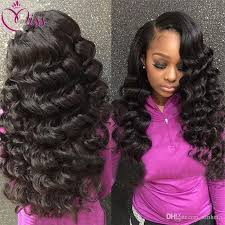 weave ponytails indian hair wave hair cheap braided lace front wigs 130