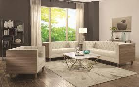 Wooden Frame Sofa Set Modern Sofa With Wood Frame