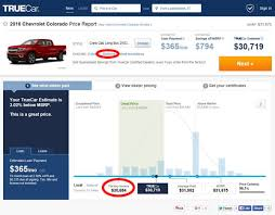 Used Car Price Estimation by True Car Dealer Cost And Calculating Your Offer