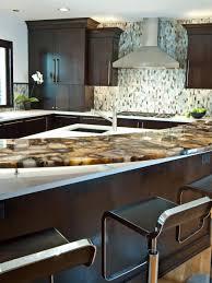 rock kitchen backsplash kitchen backsplashes rock kitchen backsplash ideas for granite
