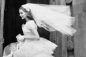 bridal veil why do brides wear veils on their wedding day and what do they