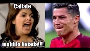 Memes De Cristiano Ronaldo - memes se burlan de cristiano ronaldo en la final de la eurocopa