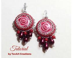 quilling earrings tutorial pdf free download how to make earrings etsy studio