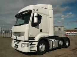 renault premium 460 renault premium privilege 460 dxi 6x2 tractor unit 2013 lk13 aos
