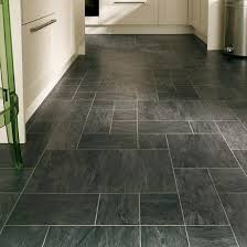 innovative slate laminate flooring kitchen harmonia black slate