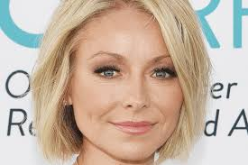 hair color kelly ripa uses kelly ripa gets real about botox celebrity dailybeauty the