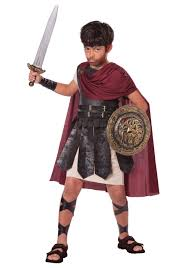 King Leonidas Costume Halloween Child Spartan Warrior Costume