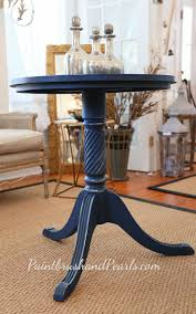 112 best chalk paint small tables images on pinterest painted