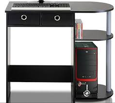 Furinno Laptop Desk Furinno Multi Purpose Computer Desk This Contemporary Laptop