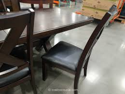 Costco Dining Room Sets Bayside Furnishings 9 Dining Set Costco Home Ideas