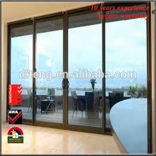 Bedroom Doors Lowes by Aluminum Gate Doors 4 Panel Sliding Pocket Bedroom Discount China