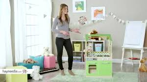 kitchen product design teamson design double sided play kitchen product review video