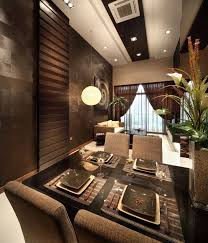 The DINING ROOM The Modern Resort Design Style Dining Room Bring - Resort style interior design