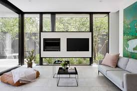 lim home design renovation works simple and delicate renovation of white spaces by lsa architects
