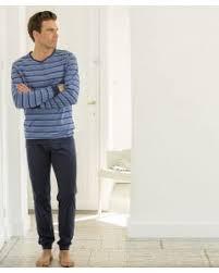 robe de chambre homme damart sous vêtement homme pyjama en coton robe de chambre homme damart