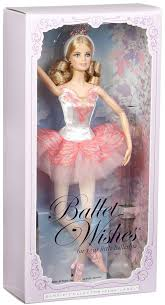 Barbie Box Halloween Costume Sale Barbie Collector Ballet Wishes Barbie Doll Target
