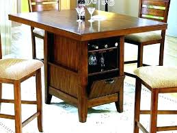 counter height bar table kitchen bar table set pizzle me