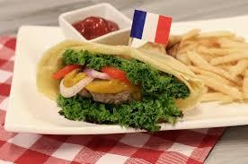 alouette cuisine burger crêpe picture of alouette creperie abu dhabi tripadvisor
