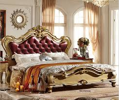 wooden bed designs with classical style in beds from furniture on