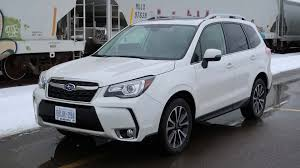 subaru ute 2017 subaru forester 2 0xt test drive review