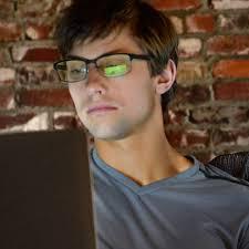 blue light blocking glasses for sleep blue light glasses lenses blue iq lenscrafters