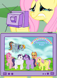Mlp Fluttershy Meme - image 5941 crying fluttershy fluttershy g1 meme nightmare fuel
