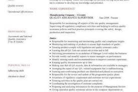Qa Qc Inspector Resume Sample Revenue Inspector Resume Revenue Inspector Resume Templates For