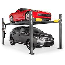 Plan Toys Parking Garage Nz by Parking Lifts Car Storage Lifts Automotive Parking Elevators