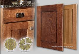 cabinets showplace quartersawn white oak