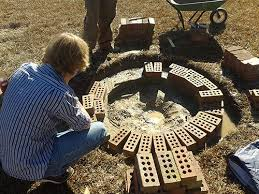 How To Make Fire Pits - build your own fire pit in a weekend for under 200