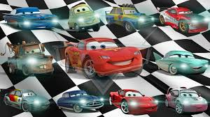 cars characters disney cars characters lightning mcqueen mater and friends
