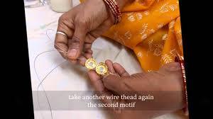 fashion jewelry making kundan set youtube