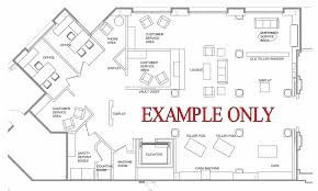 Floor Plan Of A Business by City Of Pineville Target Hazard Analysis Program