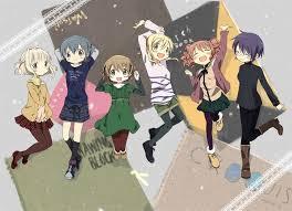 88 best hidamari sketch images on pinterest otaku sketching and